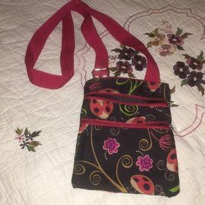 J garden lady bag crossbody used